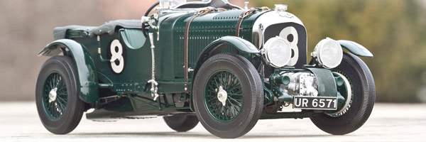 "Bentley 4 1/2 Litre ""Blower"""