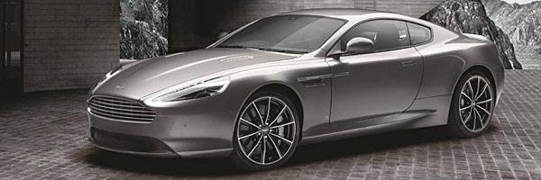 """Aston Martin DB9 GT prefațează noul film cu James Bond, """"Spectre"""""""