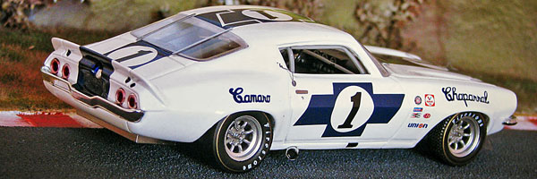 Chaparral Chevrolet Camaro Trans-Am