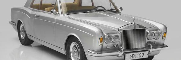 Rolls Royce Silver Shadow Mulliner Park Ward