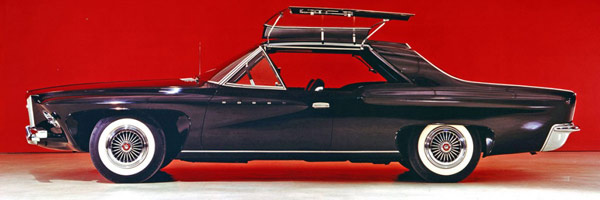 Cars of Futures Past (I)