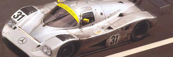 Michael Schumacher și săgețile argintii