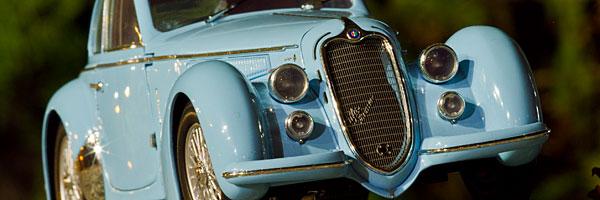 Alfa Romeo 8C 2900B Touring
