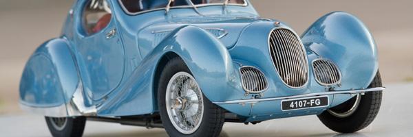 Talbot Lago T150 C-SS Coupe Figoni & Falaschi