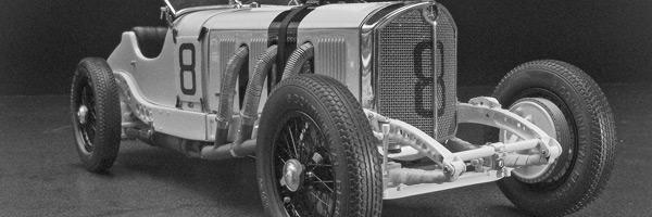 Mercedes Benz SSKL #8