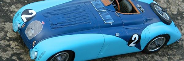 Bugatti 57G Tank